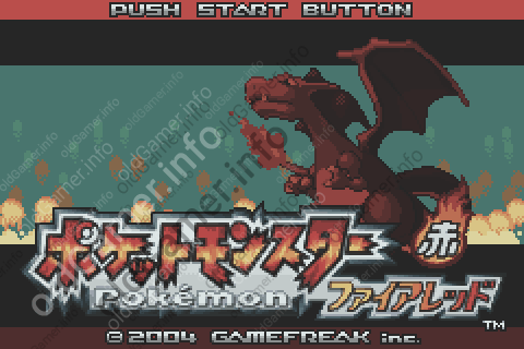 Pocket Monsters: Fire Red