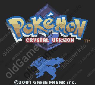 Pokemon: Crystal Version