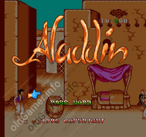 Aladdin (NES)