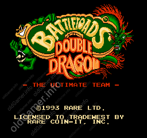 Battletoads & Double Dragon: The Ultimate Team (NES)