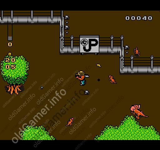 Jurassic Park (NES)