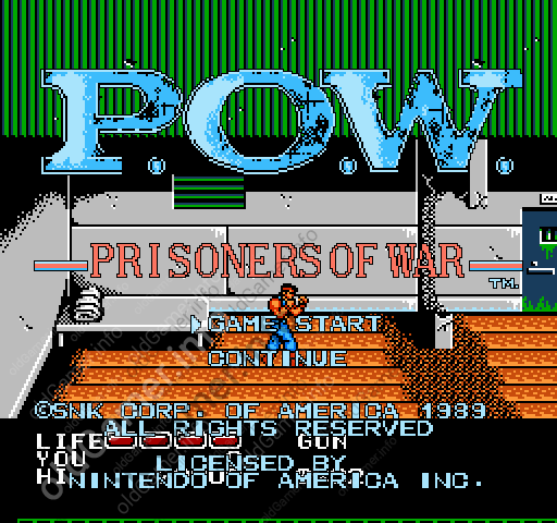 P.O.W.: Prisoners of War
