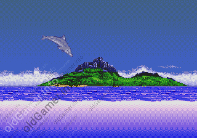 ECCO the Dolphin