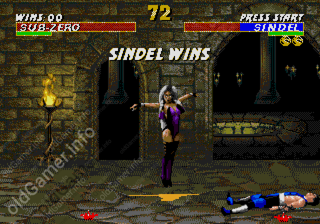 Mortal Kombat 3 (MK3)