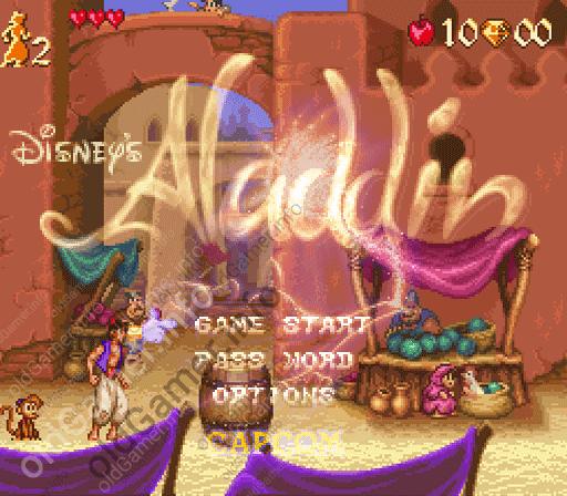 Aladdin (SNES)