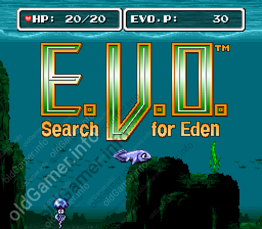 E.V.O. Search for Eden