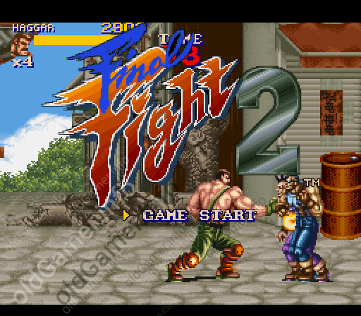 Final Fight 2