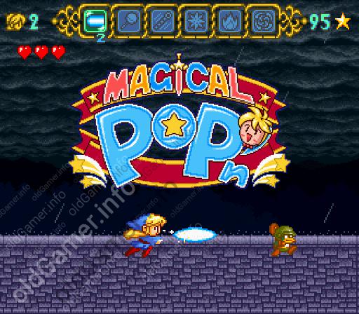Magical Pop'n