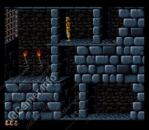 Prince of Persia (Super Nintendo)