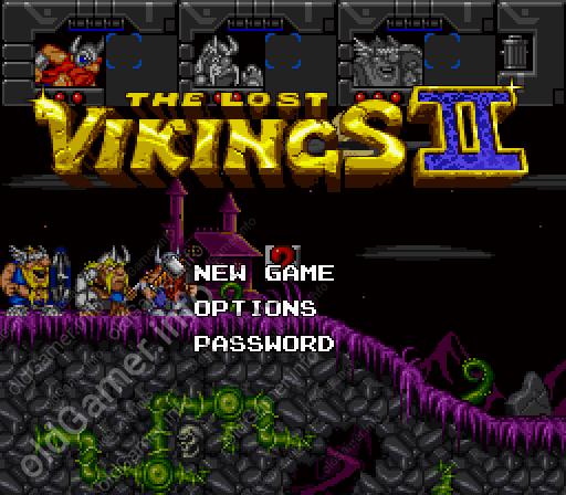 The Lost Vikings II